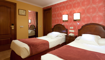 It is perfect for your business trip or for a short break in Madrid.